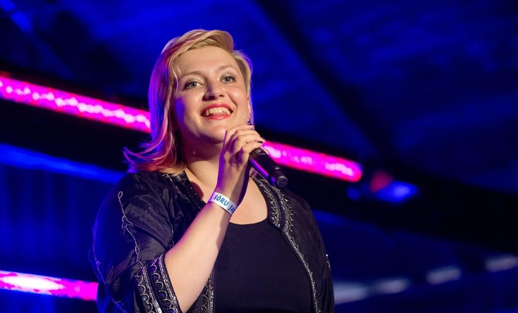Sofia Rubina, foto: Sven Tupits