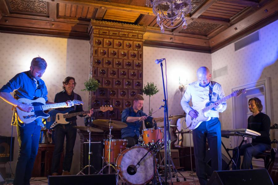 Raul Ukareda Band, foto: Tõnu Toomik